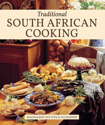 Cover image for Traditional South African cooking