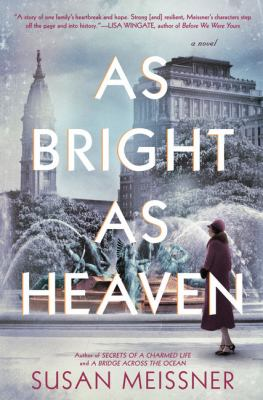 Cover image for As bright as heaven