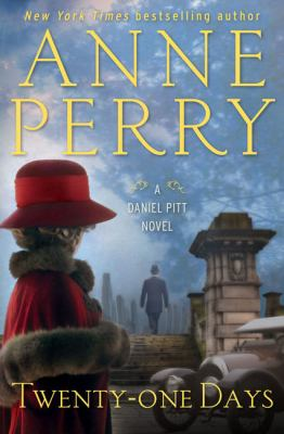 Cover image for Twenty-one days : a Daniel Pitt novel