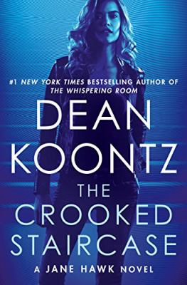 Cover image for The crooked staircase