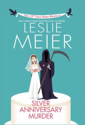 Cover image for Silver anniversary murder