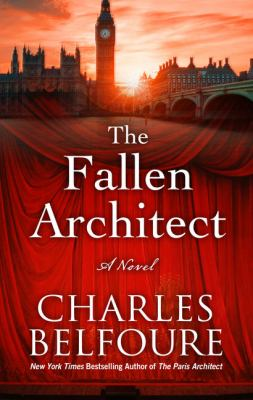 Cover image for The fallen architect
