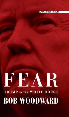 Cover image for Fear : Trump in the White House