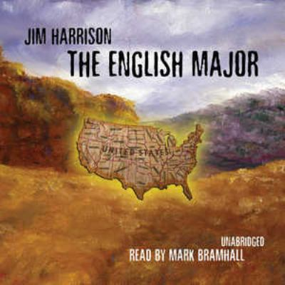 Cover image for The English major