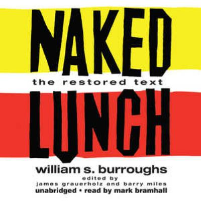Cover image for Naked lunch