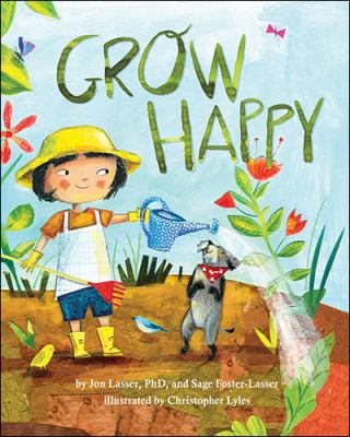 Cover image for Grow happy