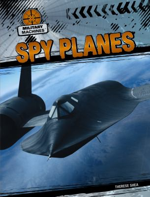Cover image for Spy planes