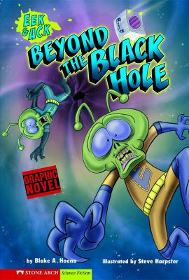 Cover image for Eek & Ack, beyond the black hole