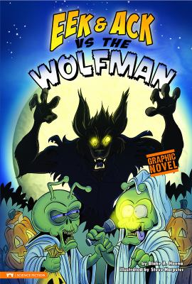 Cover image for Eek & Ack vs the Wolfman