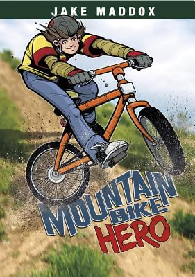 Cover image for Mountain bike hero