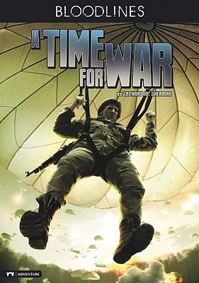 Cover image for A time for war