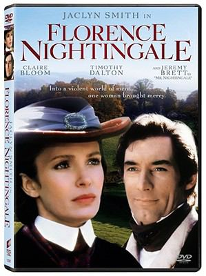 Cover image for Florence Nightingale