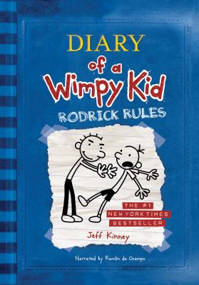 Cover image for Diary of a wimpy kid. Rodrick rules