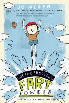 Cover image for Doctor Proctor's fart powder