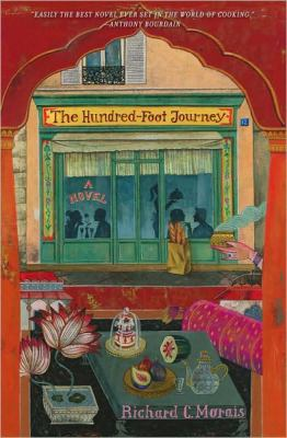 Cover image for The hundred-foot journey : a novel
