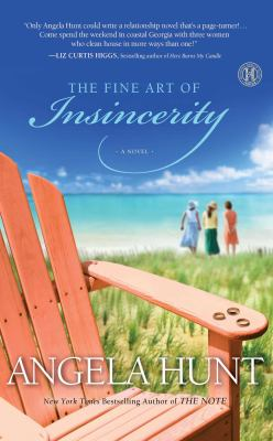 Cover image for The fine art of insincerity : a novel