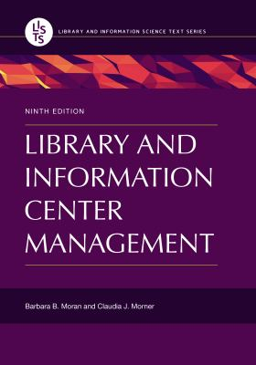 Cover image for Library and information center management