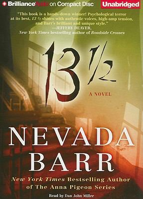 Cover image for 13 1/2 a novel