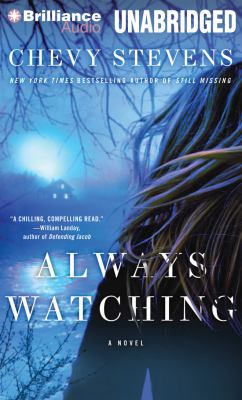 Cover image for Always watching a novel