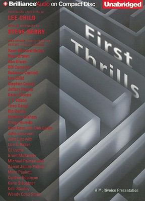 Cover image for First thrills high-octane stories from the hottest thriller writers