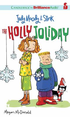 Cover image for The holly joliday