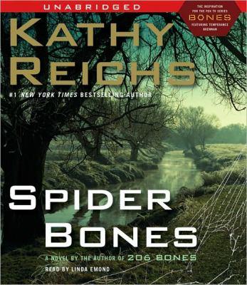Cover image for Spider bones a novel