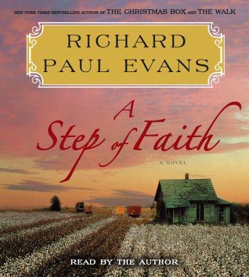 Cover image for A step of faith a novel