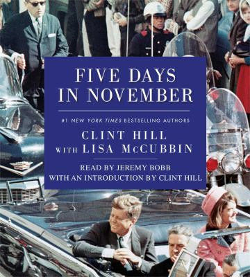Cover image for Five days in November