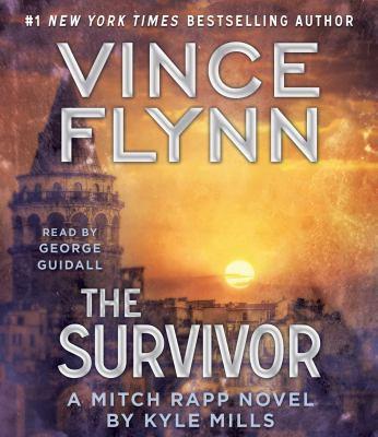 Cover image for The survivor a Mitch Rapp novel