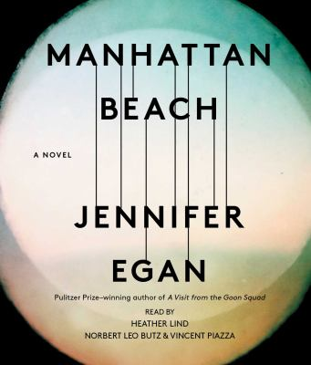 Cover image for Manhattan Beach : a novel