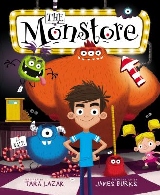 Cover image for The Monstore