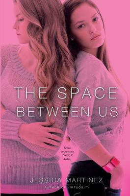 Cover image for The space between us