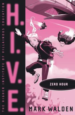 Cover image for Zero hour