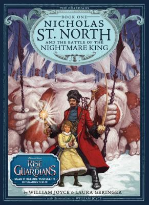 Cover image for Nicholas St. North and the battle of the Nightmare King