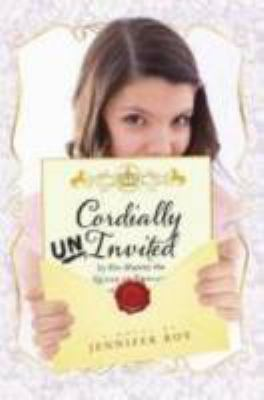 Cover image for Cordially uninvited