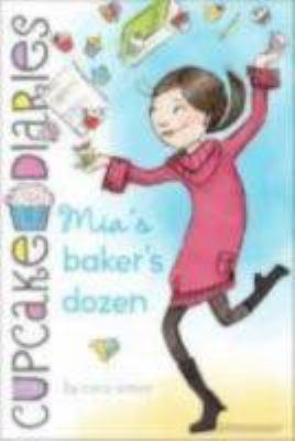 Cover image for Mia's baker's dozen
