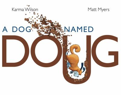 Cover image for A dog named Doug