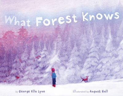 Cover image for What Forest knows