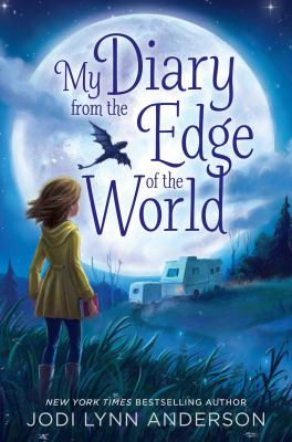Cover image for My diary from the edge of the world