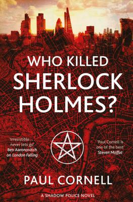 Cover image for Who killed Sherlock Holmes?