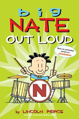 Cover image for Big Nate out loud