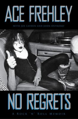 Cover image for No regrets : a rock 'n' roll memoir