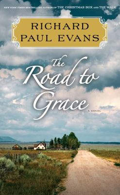 Cover image for The road to grace : the third journal of the walk series