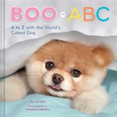 Cover image for Boo ABC : A to Z with the world's cutest dog