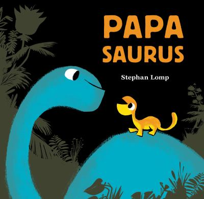Cover image for Papasaurus