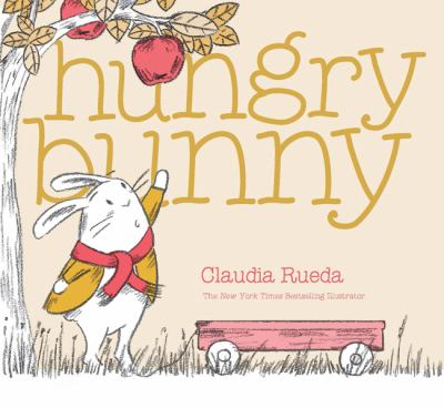 Cover image for Hungry bunny