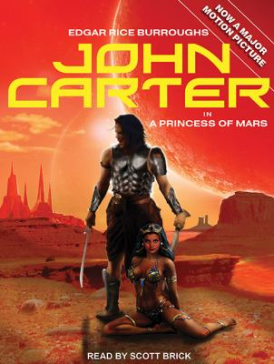 Cover image for John Carter a princess of Mars