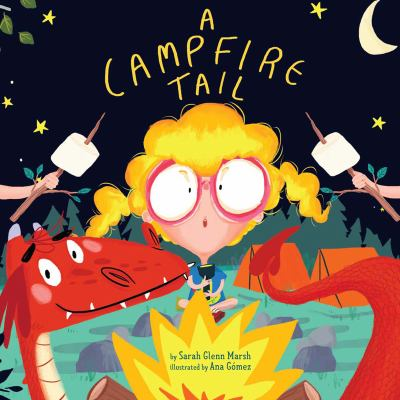 Cover image for A campfire tale