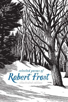 Cover image for Selected poems of Robert Frost