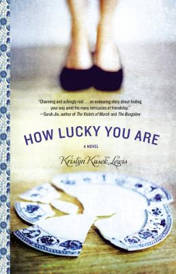 Cover image for How lucky you are